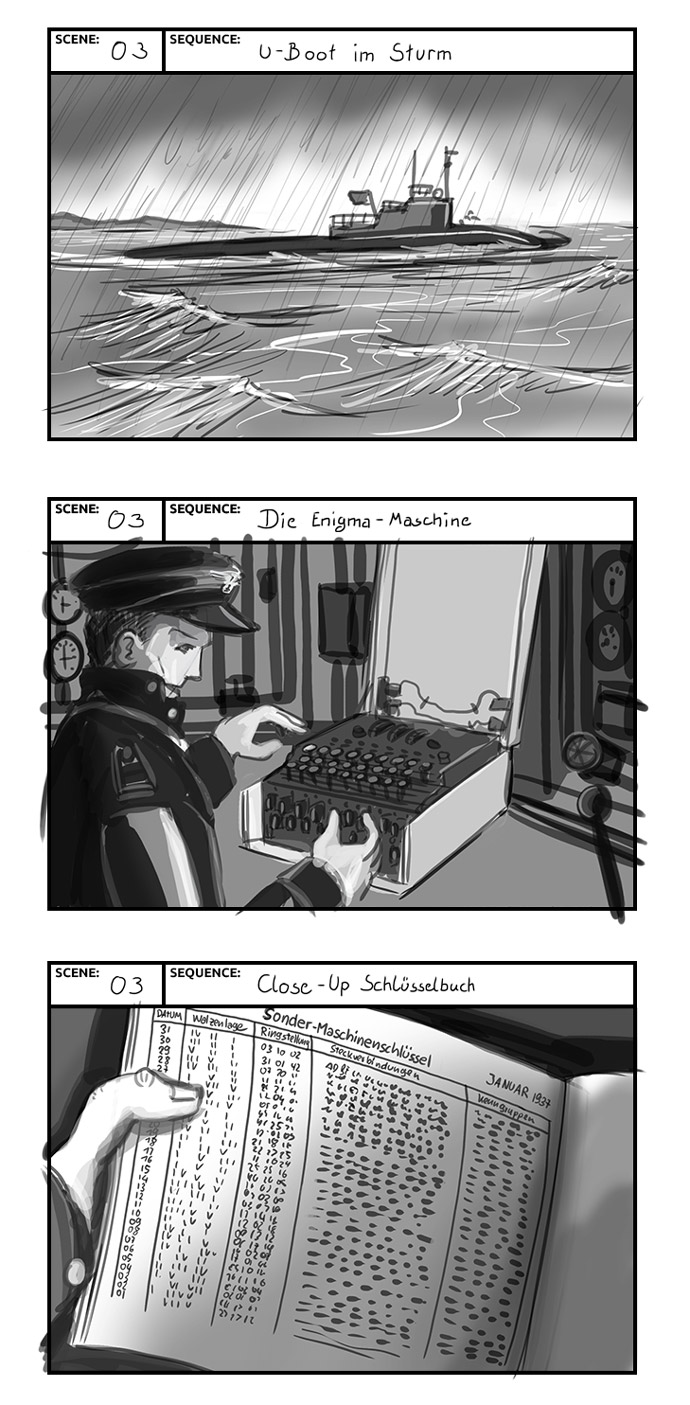 Storyboard - Kalter Krieg